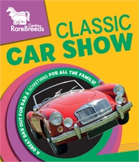 Classic Car Show on Fathers Day | Rare Breeds Centre