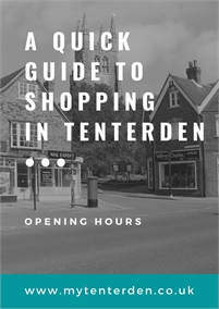 Christmas Shopping Hours | Tenterden High Street