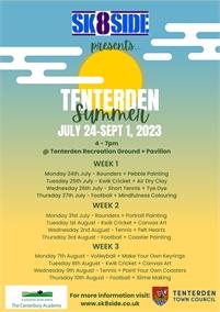 Sk8side Summer Programme