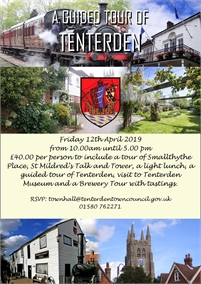 Guided Tour of Tenterden