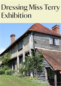 Dressing Miss Terry Exhibition | Smallhythe Place