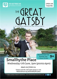 The Great Gatsby (open-air) | Smallhythe Place
