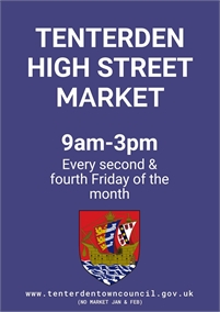Tenterden Town Street Market