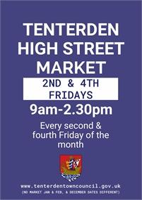 Tenterden High Street Market