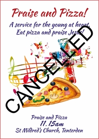 Praise and Pizza | St Mildreds Church