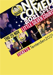 One Off Comedy Night   The Little Silver Hotel
