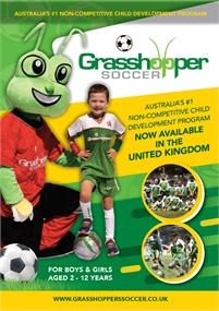 Grasshopper Soccer   St Michaels