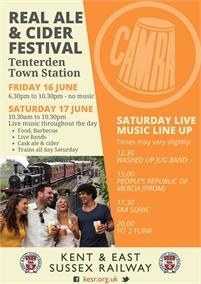 CAMRA Ale & Cider Festival 2018   Tenterden