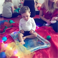 Messy play sessions