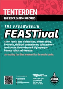 Tenterden Food and Drink Festival 2018