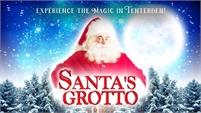 Santas Grotto at Tenterden Christmas Market