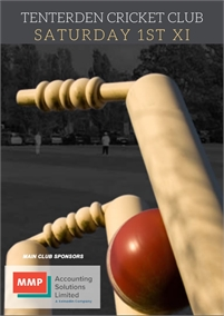 Tenterden Cricket Club Saturday 1st XI