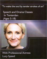 Speech and Drama Classes in Tenterden