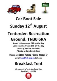 Fun Dog Show and Family Day | Tenterden Social Hub