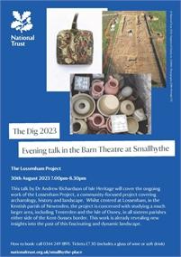 Jack and the Beans Talk | Smallhythe Place