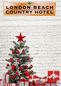 Christmas Lunches at the London Beach Hotel