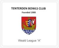 Tenterden Bowls Club | Weald League | A Team