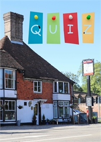 Wednesday Quiz Night at The Caxton Pub