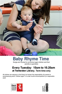 Baby Rhyme Time