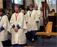 St Mildreds Church Choir Practice