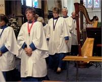 St Mildreds Church Choir Practice