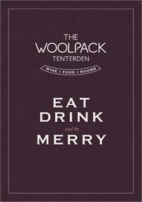 The Woolpack Christmas Menu
