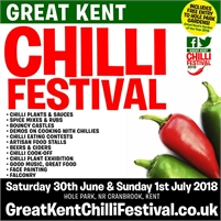 Chilli Festival at Hole Park