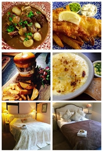 Special Room & Meal Deal at The Woolpack Hotel