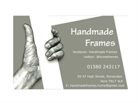 Handmade Frames Clare Hume