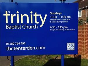 Trinity Baptist Church Trinity Baptist Church