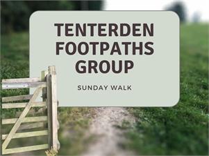Tenterden Footpaths Group Tenterden Footpaths