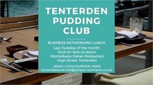 Tenterden Pudding Club Abigail Page