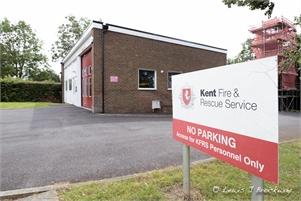 Kent Fire & Rescue Tenterden Fire Station