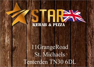 Star Kebab and Pizza Star Kebab & Pizza