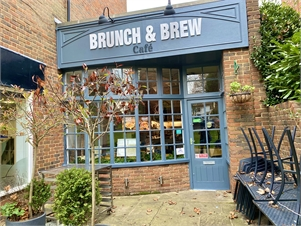Brunch & Brew Tenterden Alper (Alex)