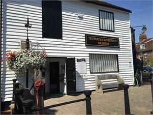 Tenterden & District Museum Debbie Greaves