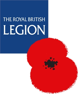 Royal British Legion Roger Thomas