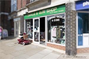 Tackle and Gun Shop Graham Parry