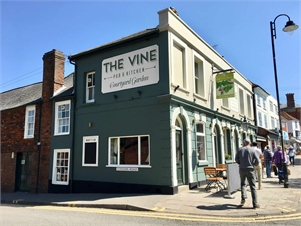 The Vine Inn Tenterden The Vine Inn