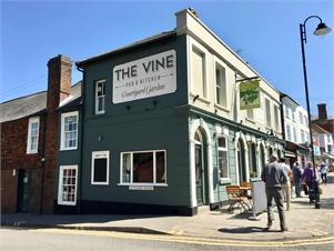 The Vine Inn Tenterden The Vine Inn