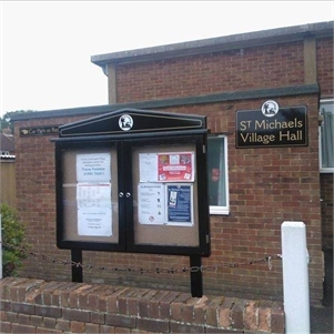 St Michaels Village Hall Committee St Michaels Village Hall