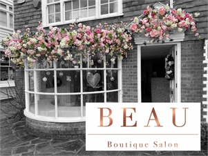 Beau Boutique Salon Chris Harding