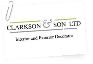 Clarkson & Son Ltd Jacob Clarkson