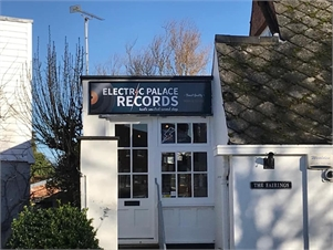 Electric Palace Records Tenterden Electric Palace Records