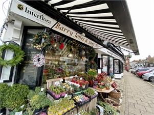 Barry Jones Florist Daren Jones