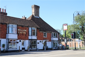 The William Caxton Pub The William Caxton