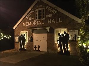 Memorial Hall Sean Kearns