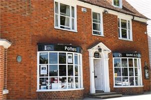 Potters Home Digital Alex Jones