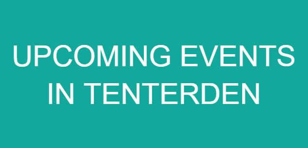 Tenterden Events Diary Whats On