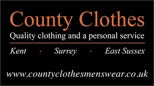 County Clothes Menswear Tenterden David Bruton